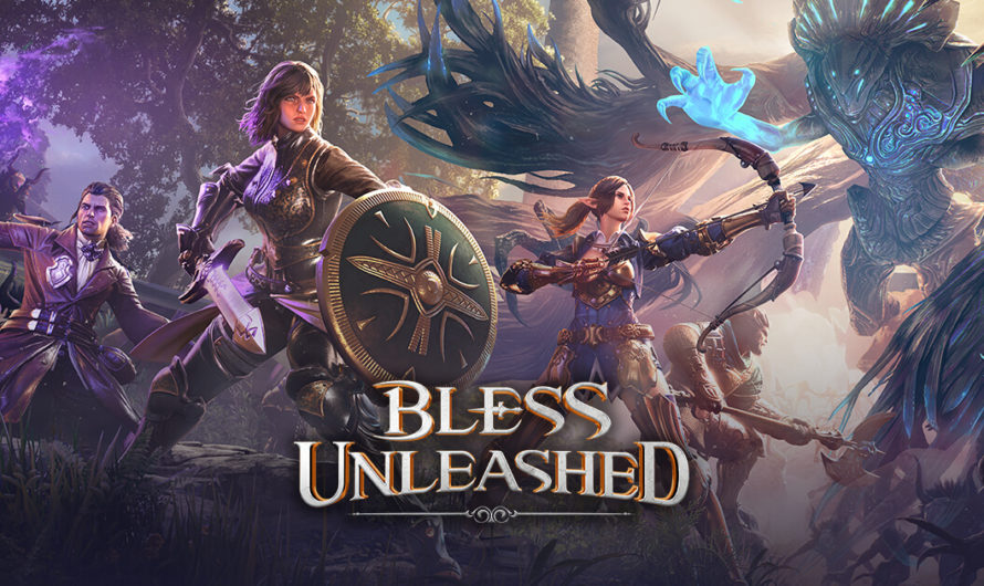Stress-Test der Bless Unleashed Beta kommt!