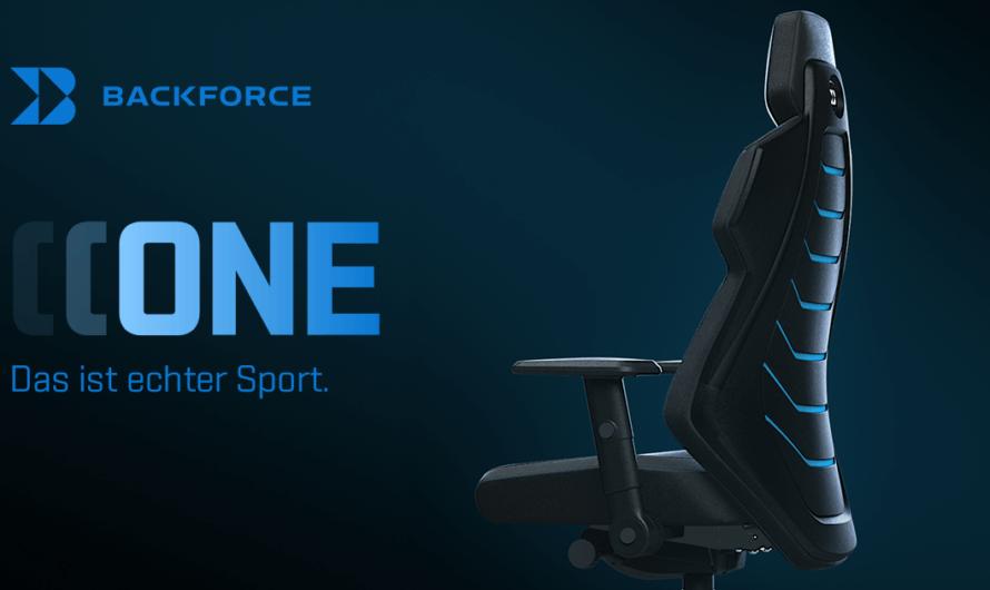 Der richtige Gaming-Stuhl von Backforce?