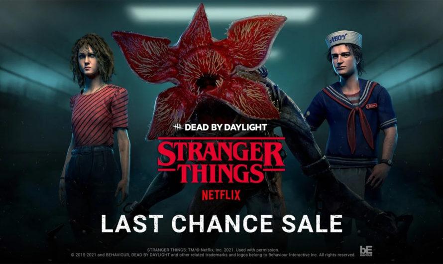 Dead by Daylight: Stranger-Things-DLC verschwindet im November!