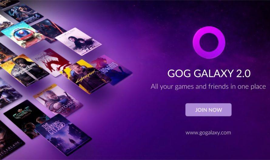 GOG Galaxy 2.0: Alle deine Spiele und Freunde an einem Ort!