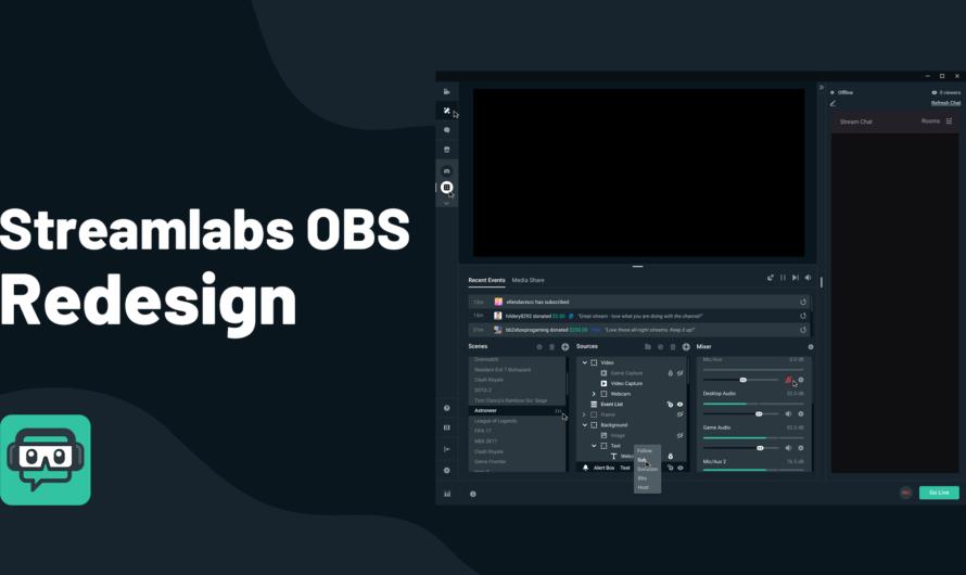 Streamlabs OBS richtig einstellen!