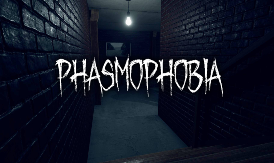 Phasmophobia [Eraly Access]
